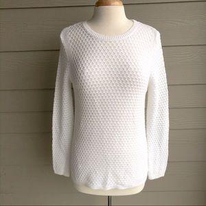 Old navy white medium Sweater